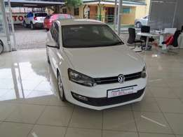 2010 VW Polo 1.6 Comfortline Hatch, White, 144 000km, R115 900