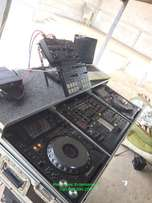 PROFESSIONAL Musical and DJ Equipments Full Set