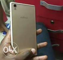 Neatly used infinix hot 2 for sale(16gb ROM 2gb ram)