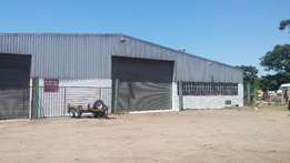 Factories in Pinetown TO LET