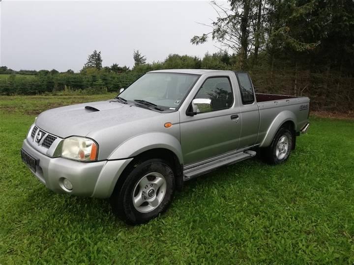 Nissan NAVARA --MOMSFRI-- - 2005