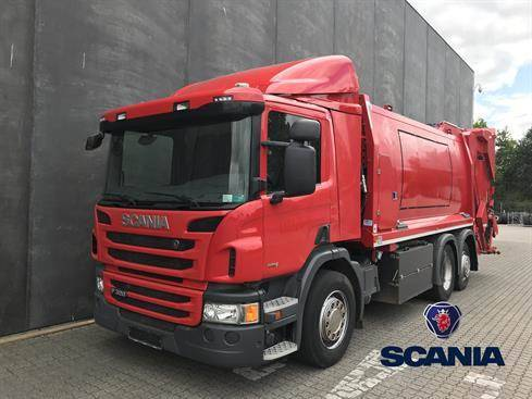 Scania P320 - 2014
