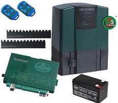 centurion or gemini gate motor electric fence with warranty
