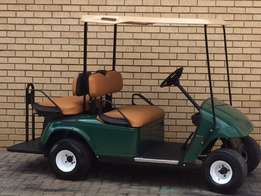 Golf Cart - Electric 4 Seater - NEW BATTERIES