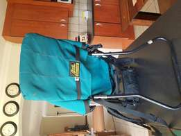 Backpacker Baby Carrier (turquoise)