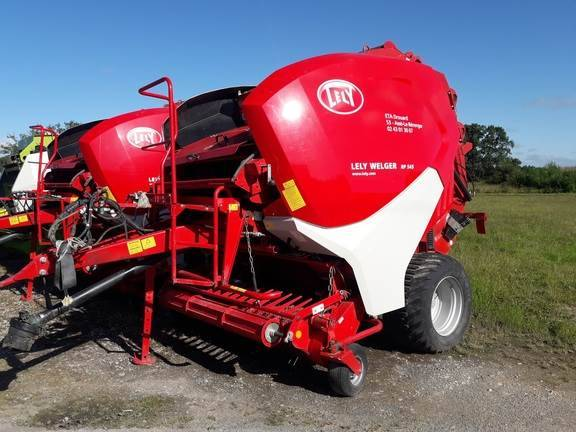 Lely Rp 545 25 Couteaux - 2014