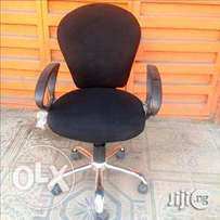 New Swivel Fabric Office Chair