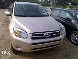 2007 Toyota Rav4 Tokunbo For Sale