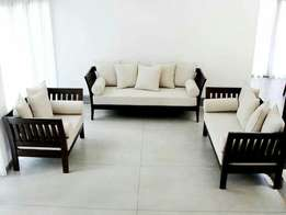 Mandela wood chairs going for 919,000