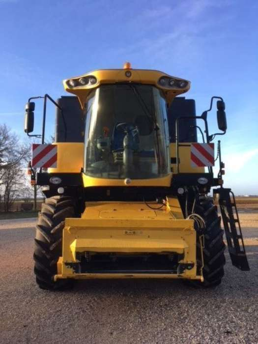 New Holland Cx 6080 - 2013