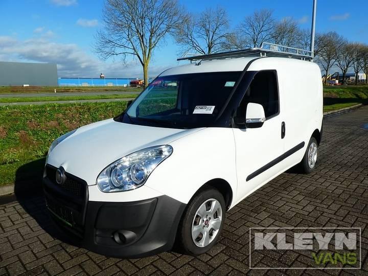Fiat DOBLO 1.3 MJET cargo, ac, 156 dkm. - 2011