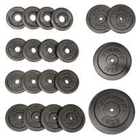 Imported Gym Weights