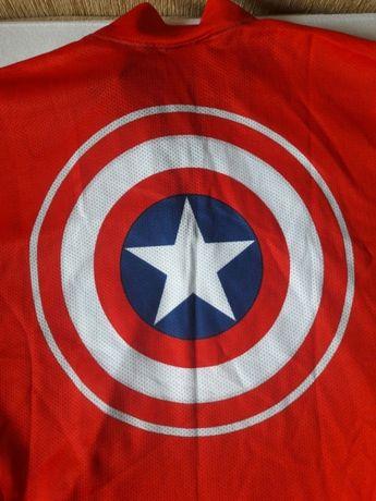 a433e30a1 Koszulka MARVEL Kapitan Ameryka r.M 12szt T-shirt sportowa oddychajaca  Józefów - image 4