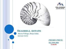 Grab the Opportunity to live in style in the New Seashell Estate