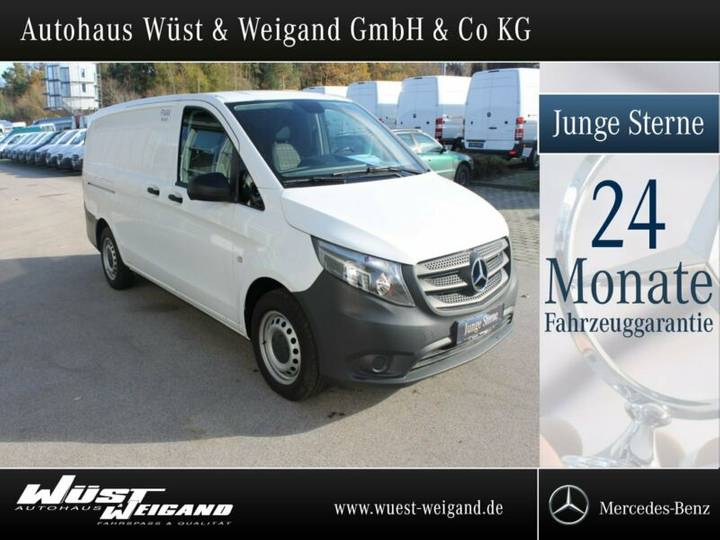 Mercedes-Benz Vito 114 CDI KA+lang+Fahr-Standkühlung+ATP+Klima - 2014