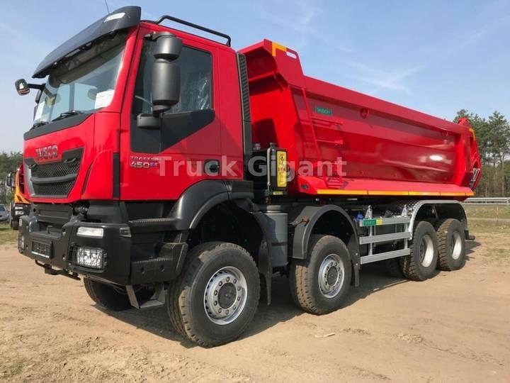 Iveco Trakker 450, 8X8, HARDOX - 2019