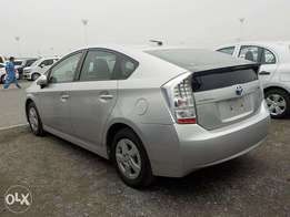 toyota prius hybrid super clean fresh import 2010 kcp ex japan