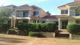 Muyenga kiwafu five 4bedroom town Houses for sell
