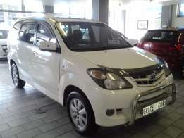 2010 Toyota Avanza 1.5 tx ,low km ,very clean