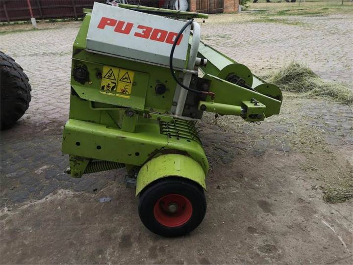 Claas Pu 300 - 1996