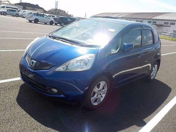 Honda Fit: 2010!Fully Loaded:FogLights!Rear Spoiler!Alloy Wheels! Nairobi West - image 1