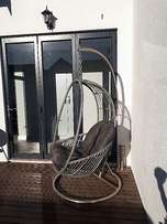 Rattan Cacoon Hanging Chair