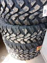 235/75R15 brand new maxxis tyres tubeless.