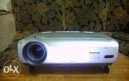 Optoma Black and White Projector