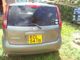 Nissan Note KCL
