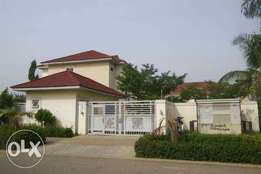 8unit of 4bedroom terrace duplex with bq for sale in jabu