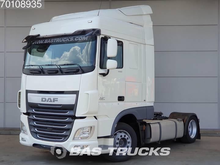 DAF XF 440 4X2 Mega Euro 6 - 2014
