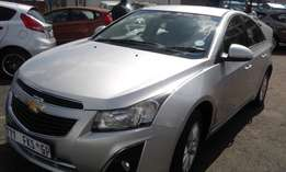 Chevrolet Cruze LS 1.6dci 5 Door Model 2014 Colour Silver Factory A/C&