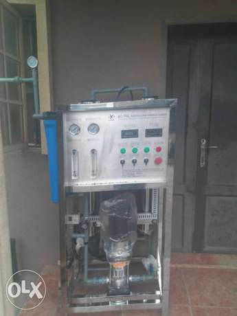 RO water purifier for industrial use (new) Lagos Mainland - image 4