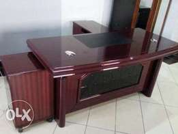 Exotic Top Class Executive Office Table (0345)