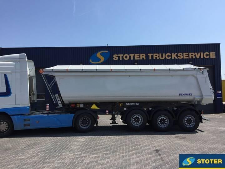 Schmitz Cargobull 28m3 - 2018