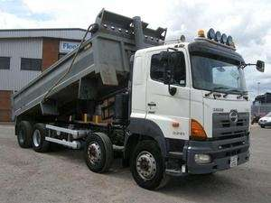 Large Tipper For Hire - Ksh 18,000 per day Kahawa sukari - image 1