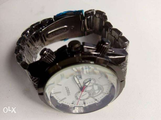 Tissot Silver Men Wristwatch Lekki Phase 1 - image 1