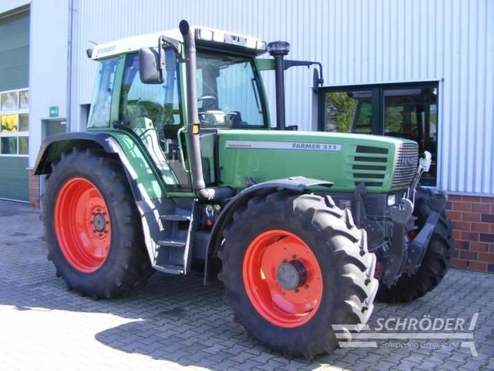 Fendt farmer 311 - 1998