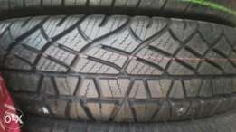 195/80/15 Michelin tyres, 13,000