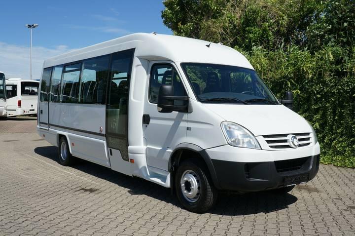 Iveco Daily Irisbus 65J18 Durisotti Klima Webasto 28Pl