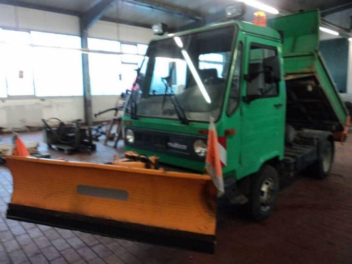 Multicar M26 4x4 Kipper u002F Winterdienst - 2003