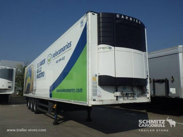 Schmitz Cargobull Semitrailer Dubă compartiment frigorific Standard - 2012