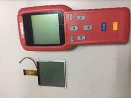 LCD screen display FOR X100 Key Programming Tool