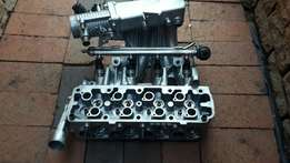 Opel Kadett , Corsa 1.6 cylinder head with fuel injection