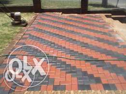 Tarring and driveways