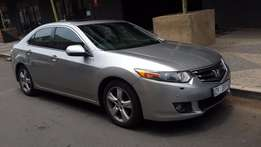 2009 Sliver Honda Accord 2,4 Executive for sale