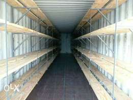 Cheap Grade 1 Containers / Mobile shelters in Abuja / Nigeria