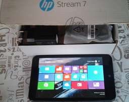"HP 7"" wifi Windows Tablet"