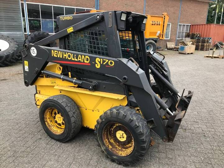 New Holland LS 170 - 2003