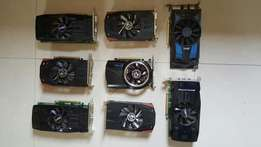 Powerful Gaming Cards
